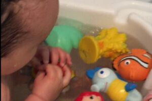 Bath Toys – My Journey Begins