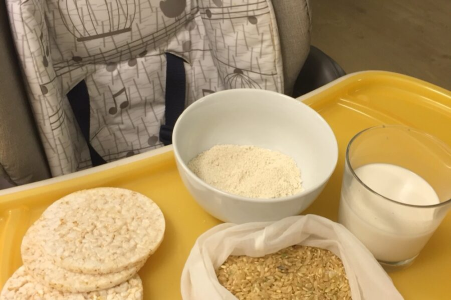 Rice For Babies And Children. Should We Be Concerned?