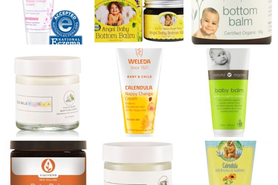 Choosing a Safe, Non-Toxic Nappy Cream & What To Avoid – Updated 2020!