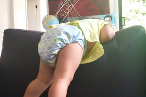 My Non-Toxic Baby Guide To Modern Cloth Nappies