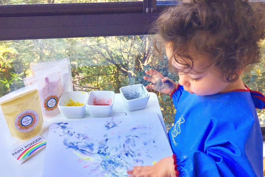 Toddler Art & Craft : A Guide To Choosing Non-Toxic Products