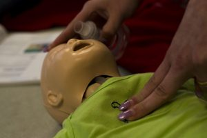 The Top 10 Things I Learnt From Doing A Babies And Children's First Aid Course.